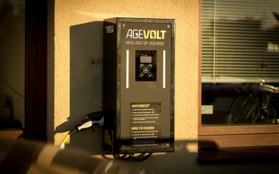 AgeVolt – 'Airbnb' in the world of electromobility